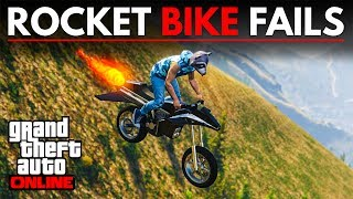 Today, I muck around with the new rocket bike aka the Pegassi Oppressor in GTA Online free roam & fail spectacularly! Please leave a like & subscribe if your new. Thanks guy :) Thank you to my Pateron's. Donate here: https://www.patreon.com/EKDrifter458Follow me on Twitter: https://twitter.com/EKDrifter458Like my Facebook page: https://www.facebook.com/EKDrifter458Join my Facebook fan group: https://www.facebook.com/groups/112905172241363/Follow me on Instagram: https://www.instagram.com/ekdrifter458official/Follow me on Car Throttle: https://www.carthrottle.com/user/ekdrifter458/Become a member of my tribe on Drivetribe: https://drivetribe.com/u/OiyeAW7ySXyaUxi_Dtk5nACheck out GT Omega Racing for amazing gaming chairs: Use code EKD458 to get 5% of stuff at GT Omega Racing (links below) UK/EU: http://www.gtomegaracing.com/?tracking=57bb3a2c4e63dUSA: http://usa.gtomegaracing.com/?tracking=57bb3a2c4e63dCA: http://ca.gtomegaracing.com/?tracking=57bb3a2c4e63dThank you very much for watching!