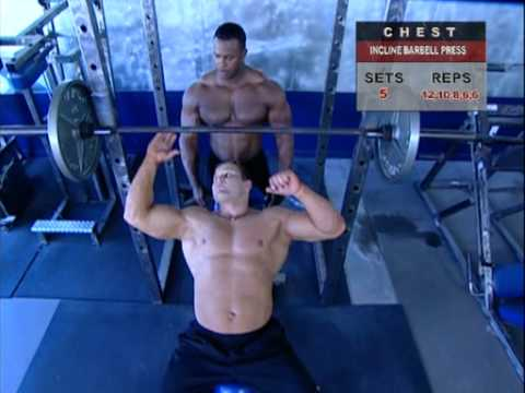 chest - Muscle & Fitness - Chest and shoulders - Part 2.