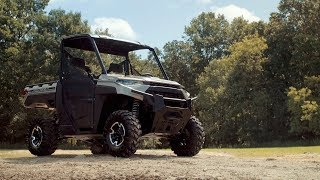 2. In-Depth Look: 2018 Polaris RANGER XP 1000