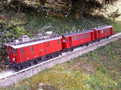 Rorschach Heiden Bahn: Modellzug