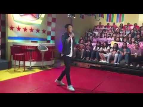 HAVANA by Darren Espanto and Ac Bonifacio on Asap Chillout (01-14-2018)