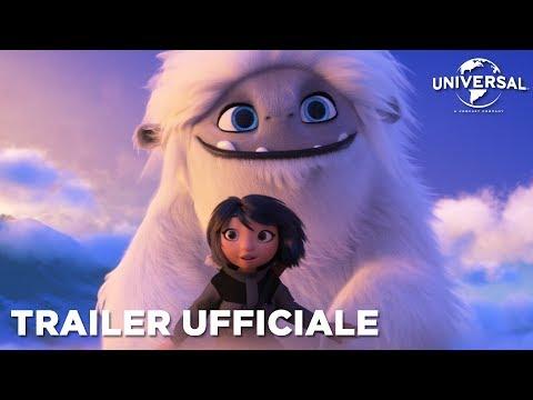 Preview Trailer Il Piccolo Yeti, trailer ufficiale italiano