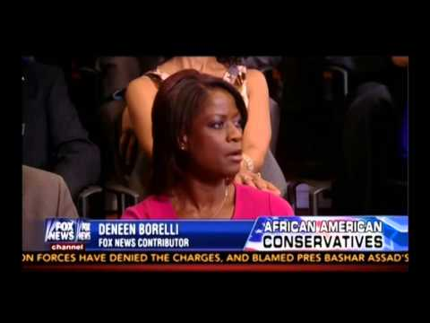 Black Fox News Contributor: Obama 'Has a War on Black Americans' Video