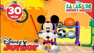 Video Mickey Mousejercicios |Disney Junior Oficial MP3, 3GP, MP4, WEBM, AVI, FLV Agustus 2017