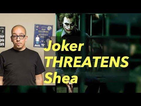 Villains Podcast Joker Threatens Shea Serrano The Ringer FOH Army