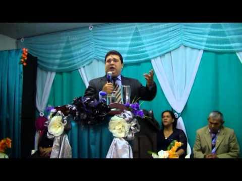 Pr. Rildo Souza Mensagem Pregada em Ipixuna Para
