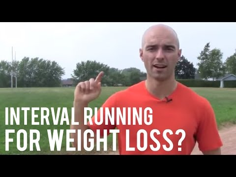 Interval Running for Weight Loss?