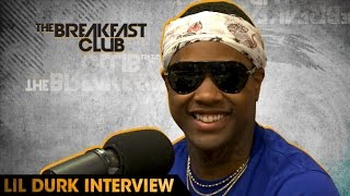 Video Lil Durk Interview With The Breakfast Club (8-1-16) MP3, 3GP, MP4, WEBM, AVI, FLV Maret 2019
