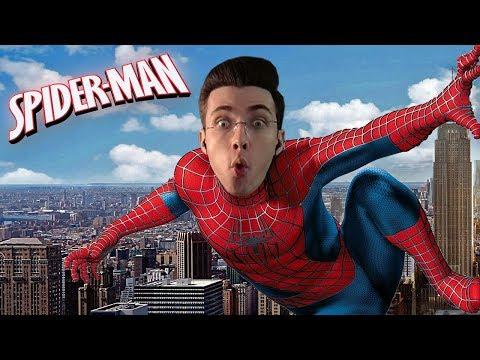 JesusAVGN в Spider-Man [1 Серия]