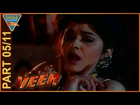 Veer Movie Part 05/11 || Dharmendra, Jaya Prada, Gautami, Kader Khan || Eagle Hindi Movies