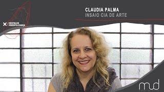 entrevista com Claudia Palma para o Museu da Dança