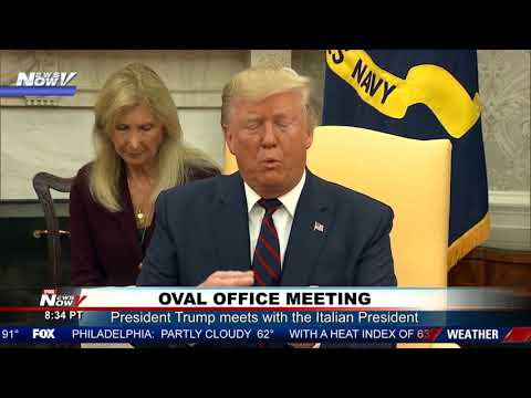quotDEMS ARE SO CORRUPTquot President Trump SLAMS quotWitch Huntquot Over His Presidency