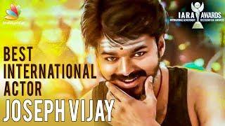 Video Vijay Wins Best International Actor Award for 'Mersal'   Latest Tamil Cinema News MP3, 3GP, MP4, WEBM, AVI, FLV September 2018