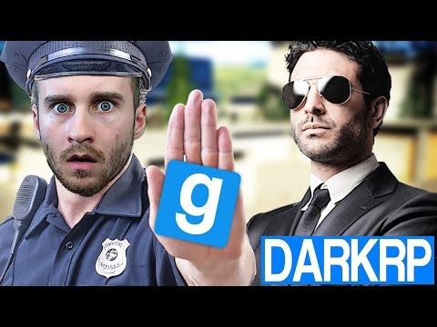 GUERRE POLICE VS CARTEL !! 💥👮 - Garry's Mod DarkRP (видео)