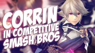 Corrin In Competitive Play – Smash Bros Wii U (ZeRo)
