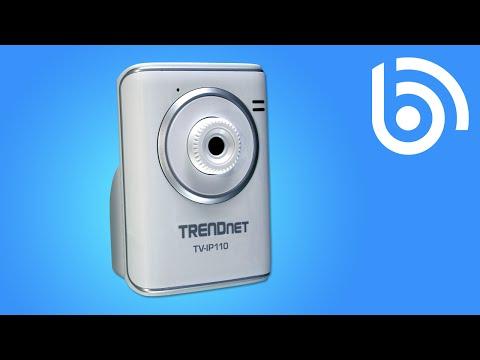 TRENDnet TV-IP110 - Demo