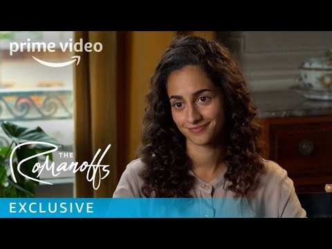 """The Romanoffs - Behind The Scenes: Episode 1 """"The Violet Hour"""" 