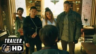 THE UMBRELLA ACADEMY Official Teaser Trailer (HD) Ellen Page, Mary J. Blige Series by Joblo TV Trailers