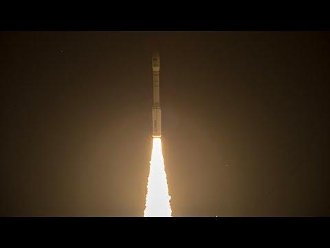 Στο διάστημα ο νέος δορυφόρος του ΕΟΔ