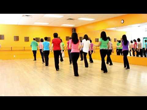 Be My Baby Now – Line Dance (Dance & Teach in English & 中文)