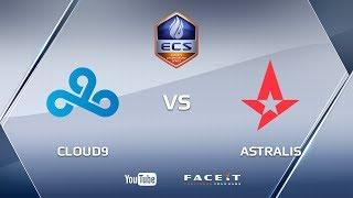 Cloud9 vs Astralis, ECS S3 Finals