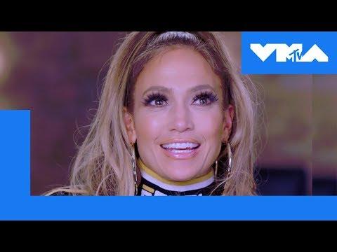 Jennifer Lopez on Being the 2018 Video Vanguard Winner | 2018 Video Music Awards