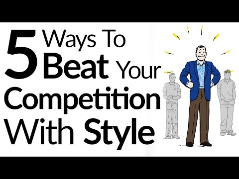 5 Ways To Beat Your Competition | Outshine Competitors Without Saying A Word | Signal Strength