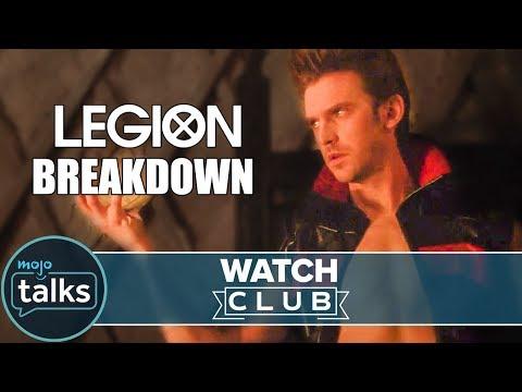 Legion Season 2 Episode 10 BREAKDOWN - WatchClub