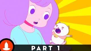 Bee and PuppyCat Part 1 (Cartoon Hangover Shorts #4)
