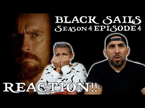 Black Sails Season 4 Episode 4 'XXXII.' REACTION!!