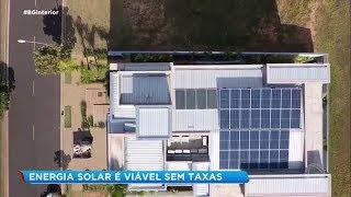 Mudanças na legislação podem sobretaxar energia solar