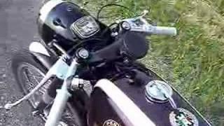 Motobi Sprite 200