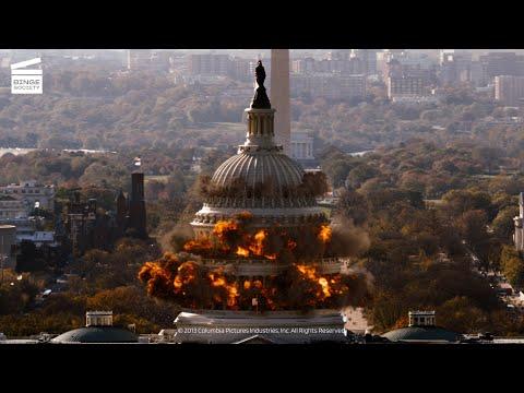 White House Down: Under Attack
