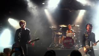 Green Day videoclip Nuclear Family (At The Echoplex) (Live)