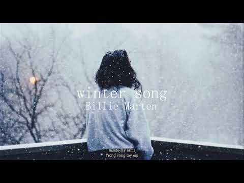 [vietsub] Winter song - Billie Marten - Thời lượng: 4 phút, 24 giây.