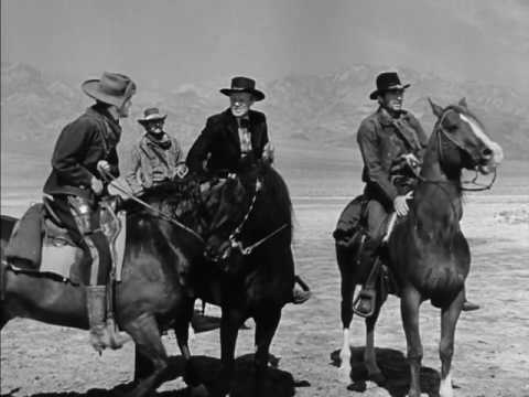 Yellow Sky (Western 1948)Gregory Peck, Anne Baxter & Richard Widmark