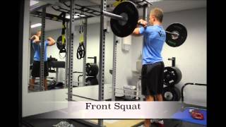 Exercise Index: Front Squat