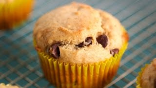 Easy Banana & Chocolate Chip Muffin - Everyday Food With Sarah Carey by Everyday Food