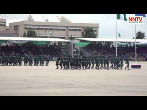 Best Nigerian Military Parade