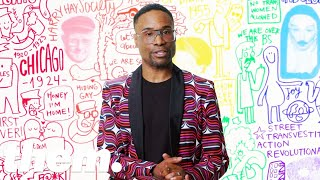 Video A Brief History of Forgotten Queer Political Action with Billy Porter | them. MP3, 3GP, MP4, WEBM, AVI, FLV Mei 2019