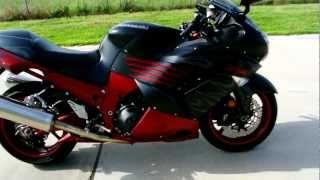 10. 2008 Kawasaki ZX14 Ninja Special Edition