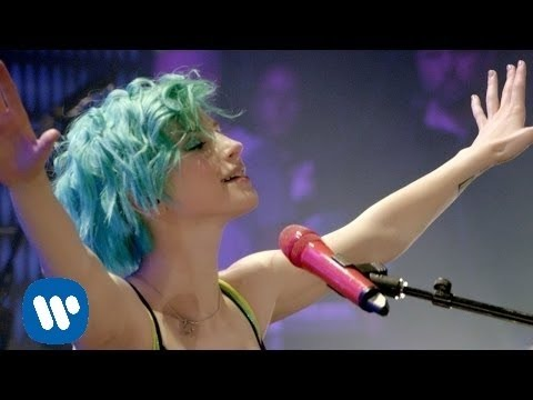 Paramore: Last Hope (OFFICIAL LIVE VIDEO)