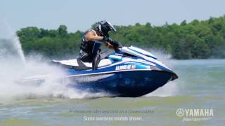 9. All New Yamaha WaveRunner GP1800