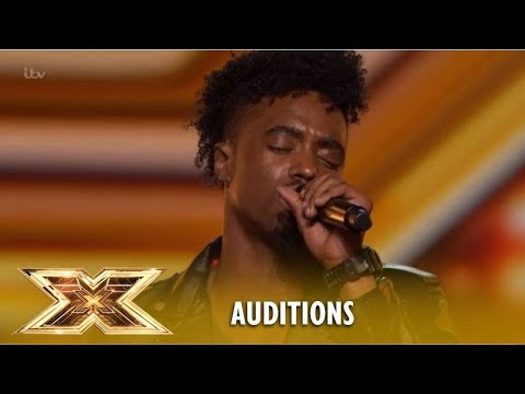 Dalton Harris: Emotional Singer from Jamaica With A SHOCKING Voice! | The X Factor UK 2018
