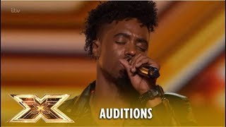 Video Dalton Harris: Emotional Singer from Jamaica With A SHOCKING Voice! | The X Factor UK 2018 MP3, 3GP, MP4, WEBM, AVI, FLV Maret 2019