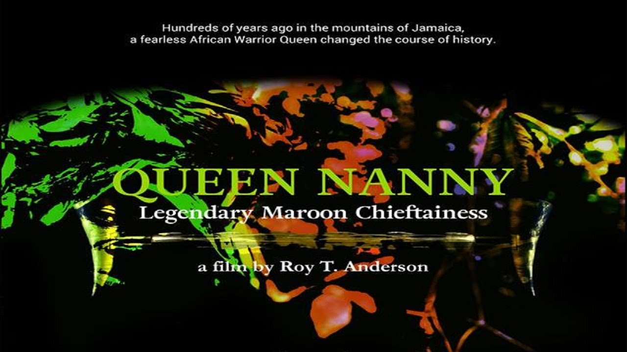 Queen Nanny : Legendary Maroon Chieftainess