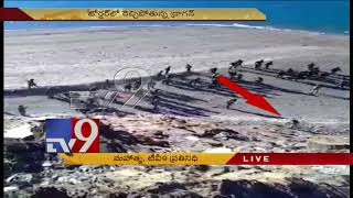 Exclusive visuals of Scuffle between Indian and Chinese troops in Ladakh - TV9