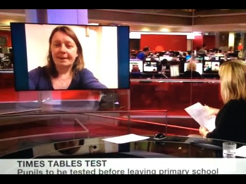 Jax Blunt on the BBC - Home Education (видео)