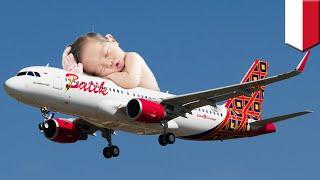 Download Video Melahirkan di pesawat: penumpang Batik Air melahirkan di dalam pesawat sebelum landing - TomoNews MP3 3GP MP4