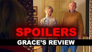 Video The Visit Movie Review - SPOILERS, Twist Ending : Beyond The Trailer MP3, 3GP, MP4, WEBM, AVI, FLV Desember 2018